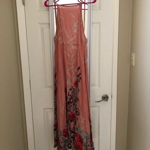 Free People Intimately Embrace It Maxi Dress